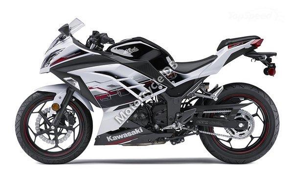 Kawasaki Ninja 300 ABS 2014 23591