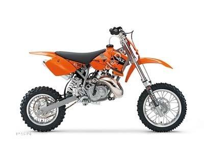 KTM 50 SX 2006 10420