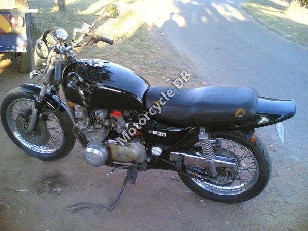 Kawasaki KZ 750 CSR (KZ 750 M1) 1982 7251
