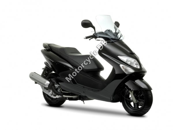 Yamaha Majesty 125 2009 6885