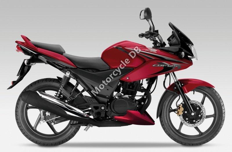 Honda CBF125 2012 30524