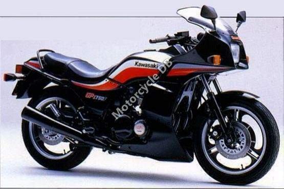 Kawasaki GPZ 750 1985 1335