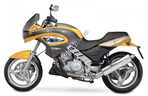Bmw F 650 Cs 2004 Specifications Pictures Reviews