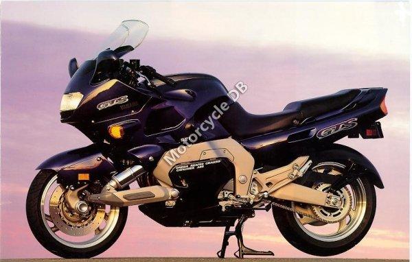 Yamaha GTS 1000 1994 22933