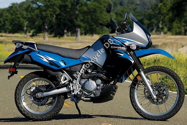 Kawasaki KLR 650 (reduced effect) 1987 16517