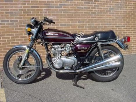 Honda CB 650 (reduced effect) (1980)