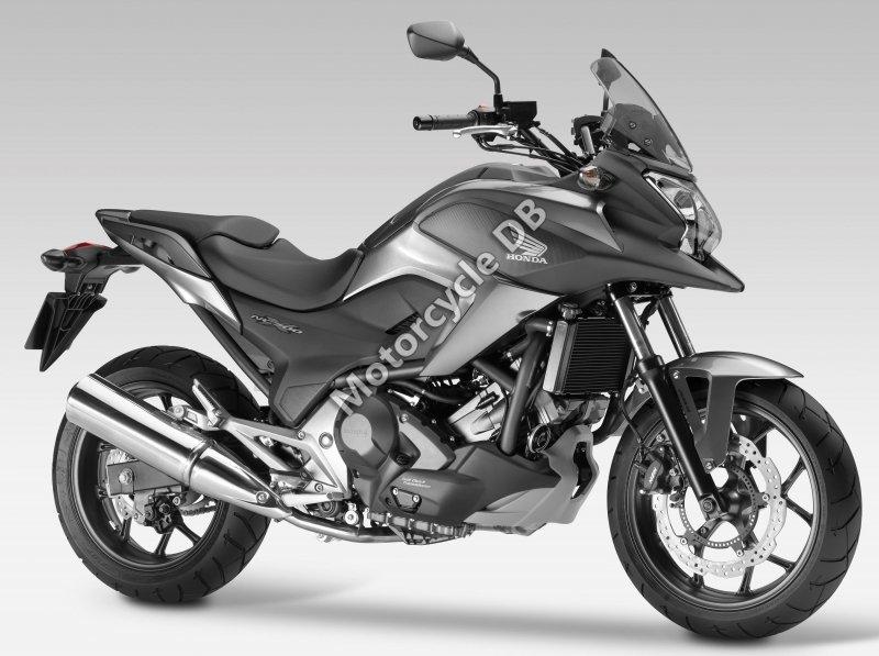 Honda NC700X 2013 30306
