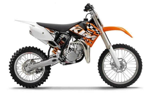 KTM 85 SX 19-16 2011 12738