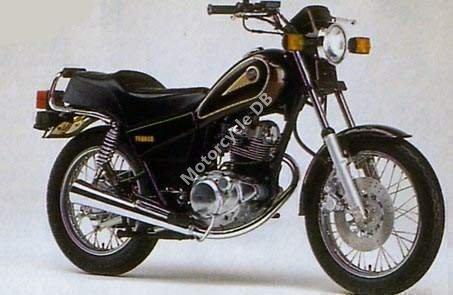 Yamaha SR 125 1997 3993