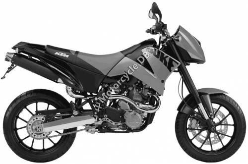 KTM 640 Duke 2003 13445