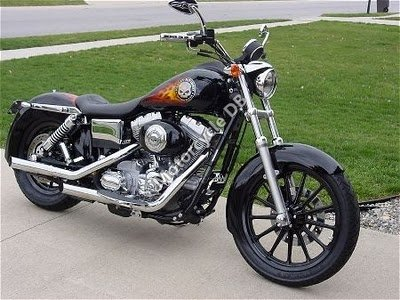 Harley-Davidson FXD Dyna Super Glide 2010 11962