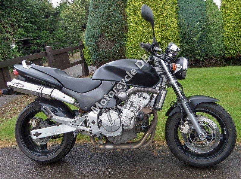 Honda CB 600 F Hornet 2002 29593