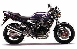 Suzuki Bandit 400 1995 7193