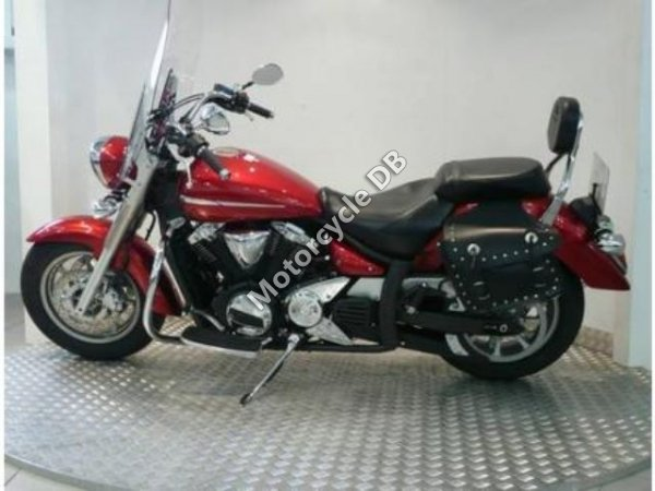 Yamaha XVS 1300 A Midnight Star 2007 6711