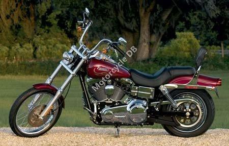 Harley-Davidson FXDWGI Dyna Wide Glide 2006 5084