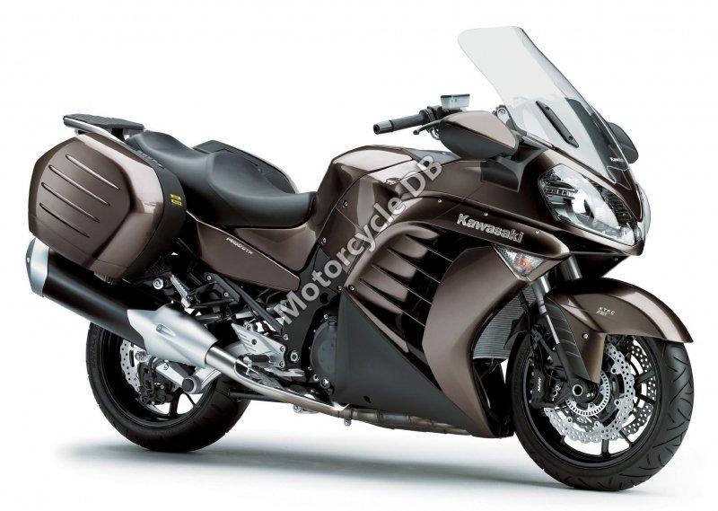 Kawasaki 1400 GTR 2010 29264