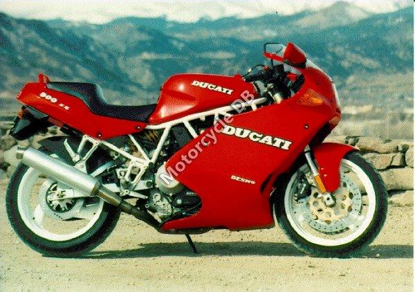 Ducati 900 SS Super Sport 1991 17061