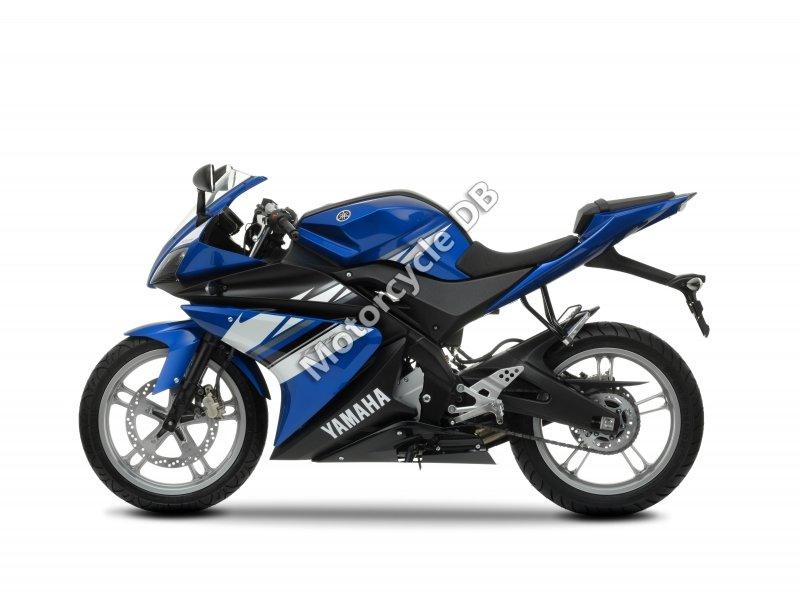 Yamaha YZF-R 125 2009 25543