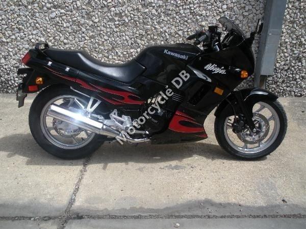 Kawasaki Ninja 250R 2007 13842