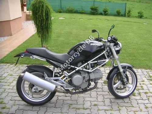 Ducati Monster 600/Monster 600 Dark/Monster 600 City/Monster 600 Metallic 2000 7577