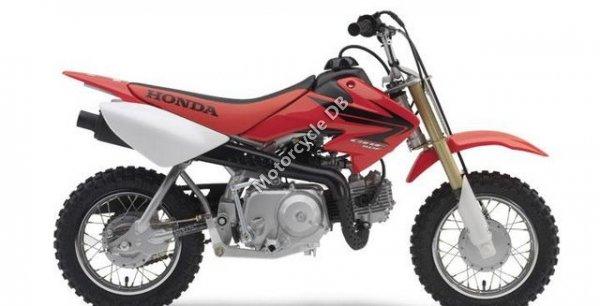 Honda CRF 50 F 2007 9529