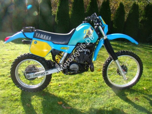 Yamaha IT 490 1983 7963