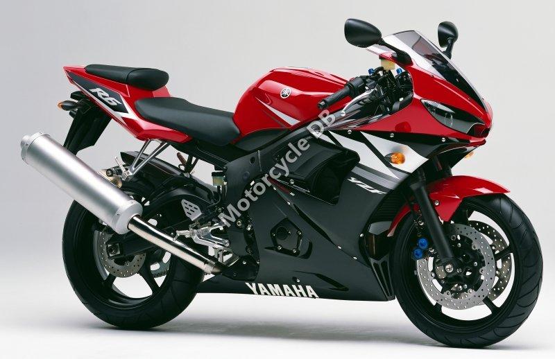 Yamaha YZF-R6 2001 25670
