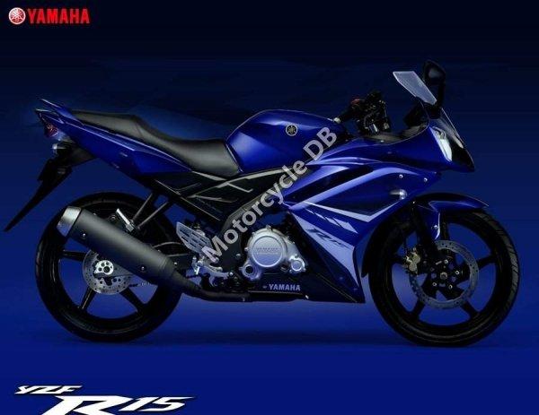 Yamaha YZF-R 125 2010 4037