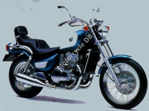 Kawasaki EN 500 1996 14710