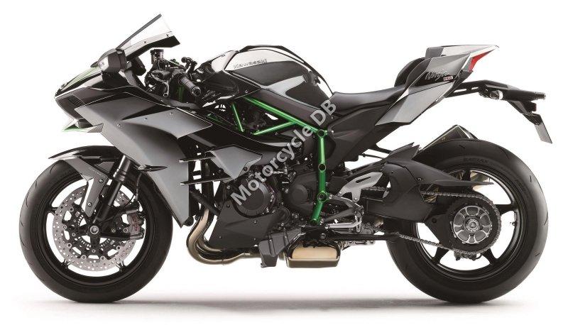 Kawasaki Ninja H2 2016 29093
