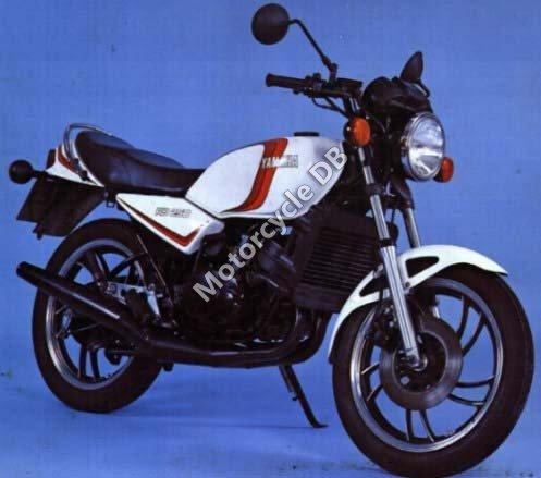 Yamaha RD 250 1980 14129