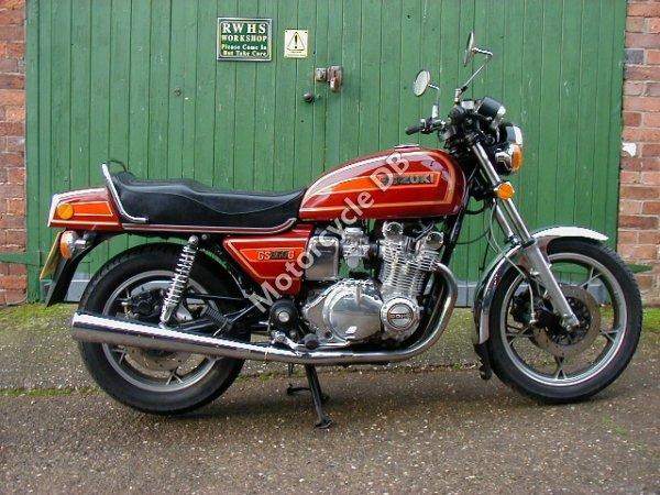 Suzuki GS 850 G 1981 8142