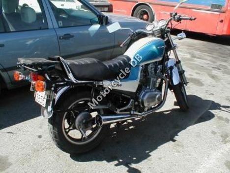 Suzuki GR 650 X 1984 9261