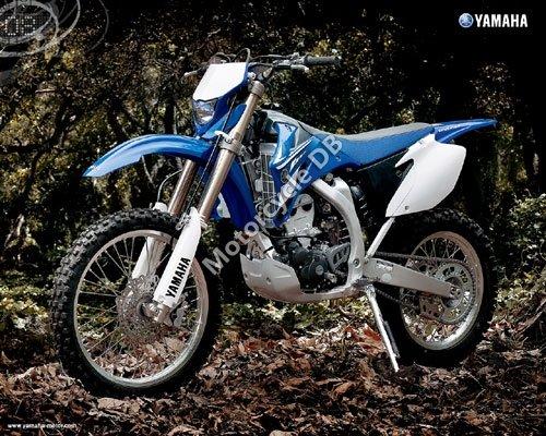 Yamaha WR250F (2008)