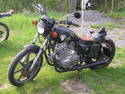 Kawasaki Z 440 LTD 1981 8098