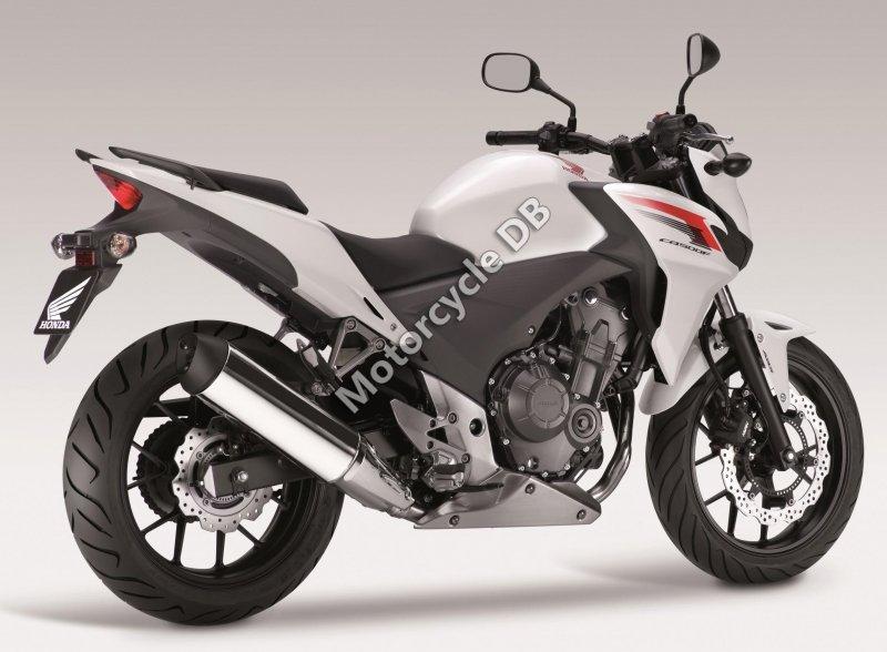 Honda CB500F 2018 29546