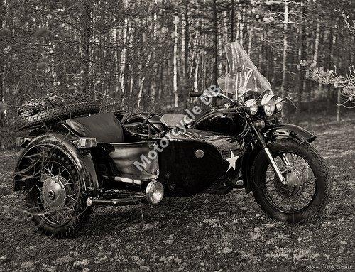 Dnepr MT 11 (with sidecar) 1992 8545