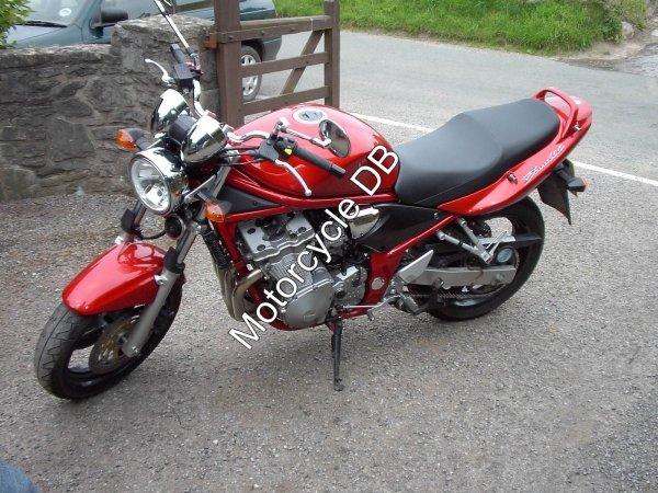 Suzuki GSF 600 N Bandit 2003 112