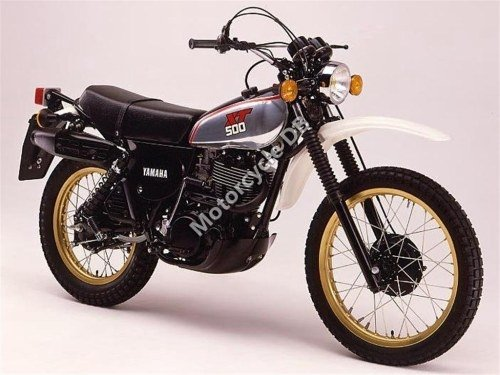 Yamaha XT 500 1984 18564