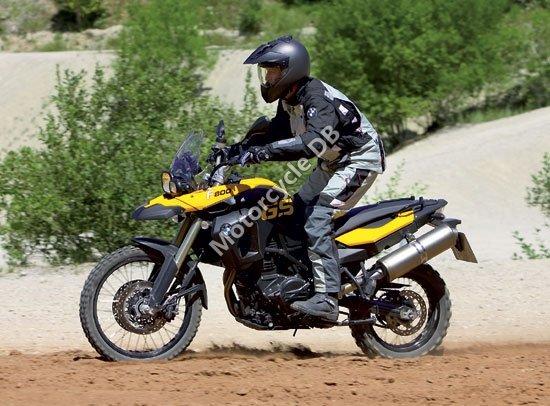 BMW F 800 GS 2009 3389