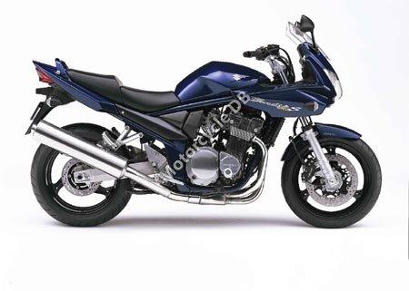 Suzuki Bandit 1200S 2006 5177