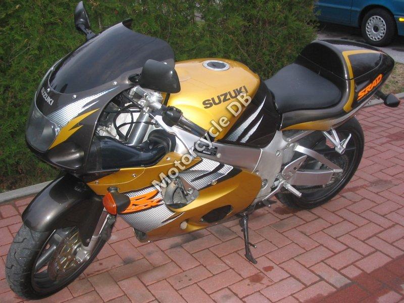 Suzuki GSX-R 750 1996 27729