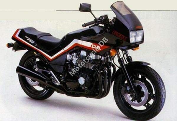 Honda CBX 750 F 1984 11230