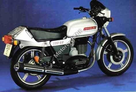 Sanglas 500 S 2 1980 14698