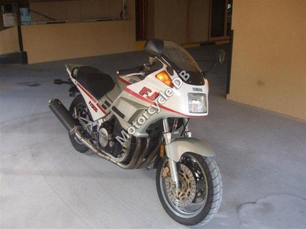 Yamaha FJ 1200 1990 9347