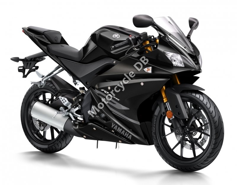 Yamaha YZF-R125 2016 25576