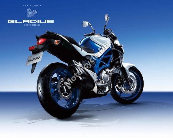 Suzuki Gladius 400 ABS 2014 23669