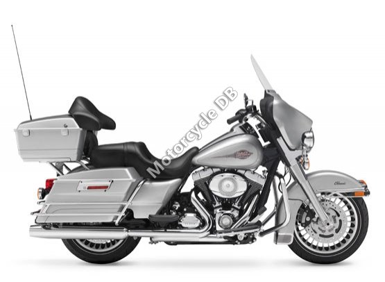 Harley-Davidson FLHTC Electra Glide Classic 2011 4596