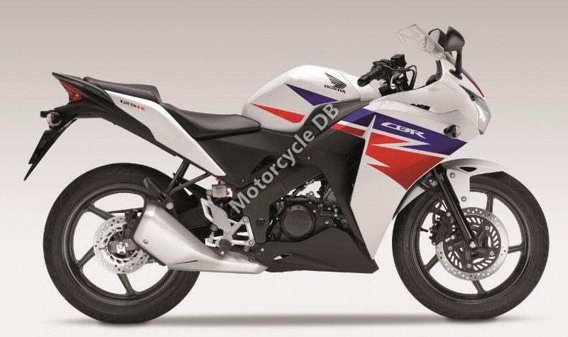 Honda CBR125R 2017 29798