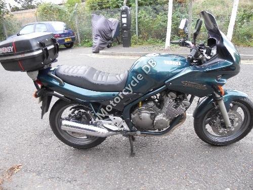Yamaha XJ 600 S Diversion 2001 11252